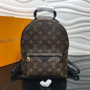 ❈LOUIS VUITTON LV Mini Backpack Palm Springs Bag